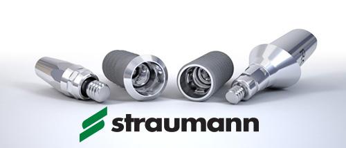 straumann implantai