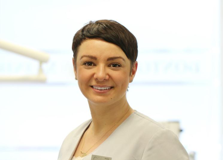 Edita Dvareckaitė | Burnos higienistė